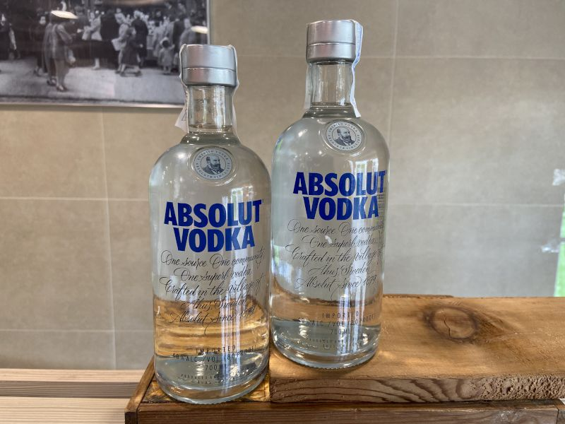 VODKA ABSOLUT 70 CL.40º